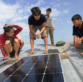 solar power for clinics
