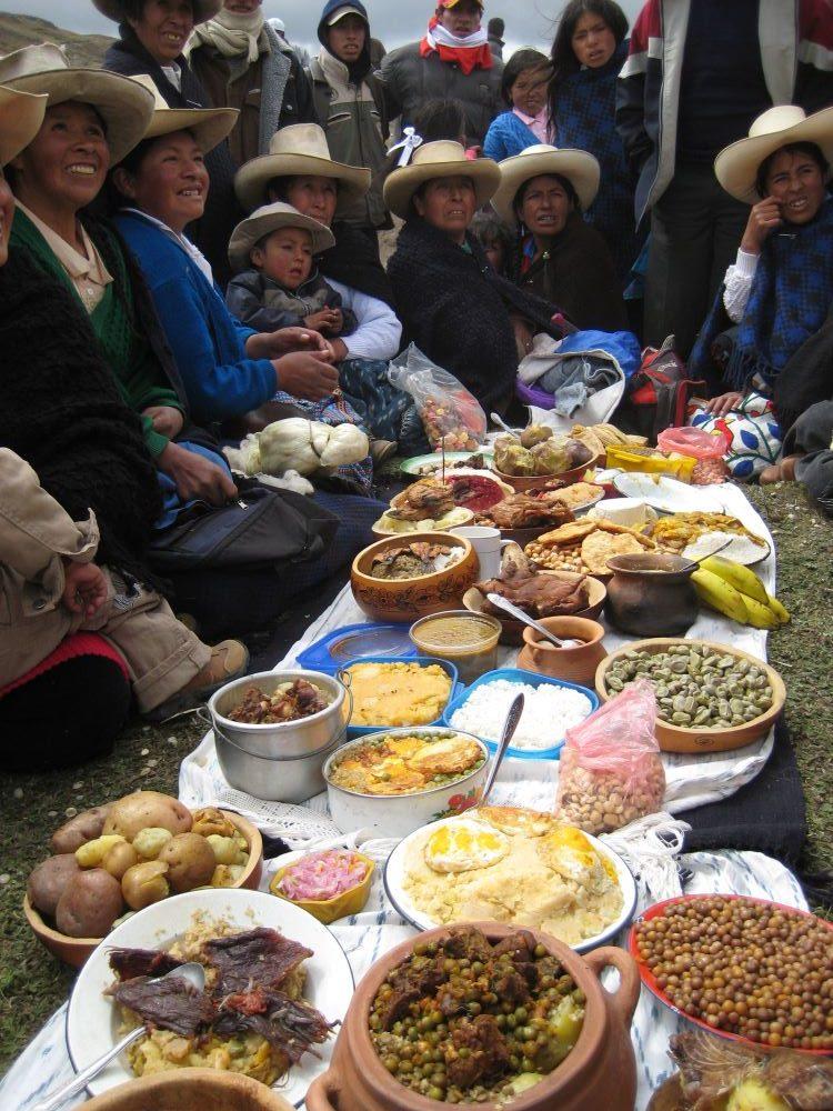 Community Meal Peru For Website