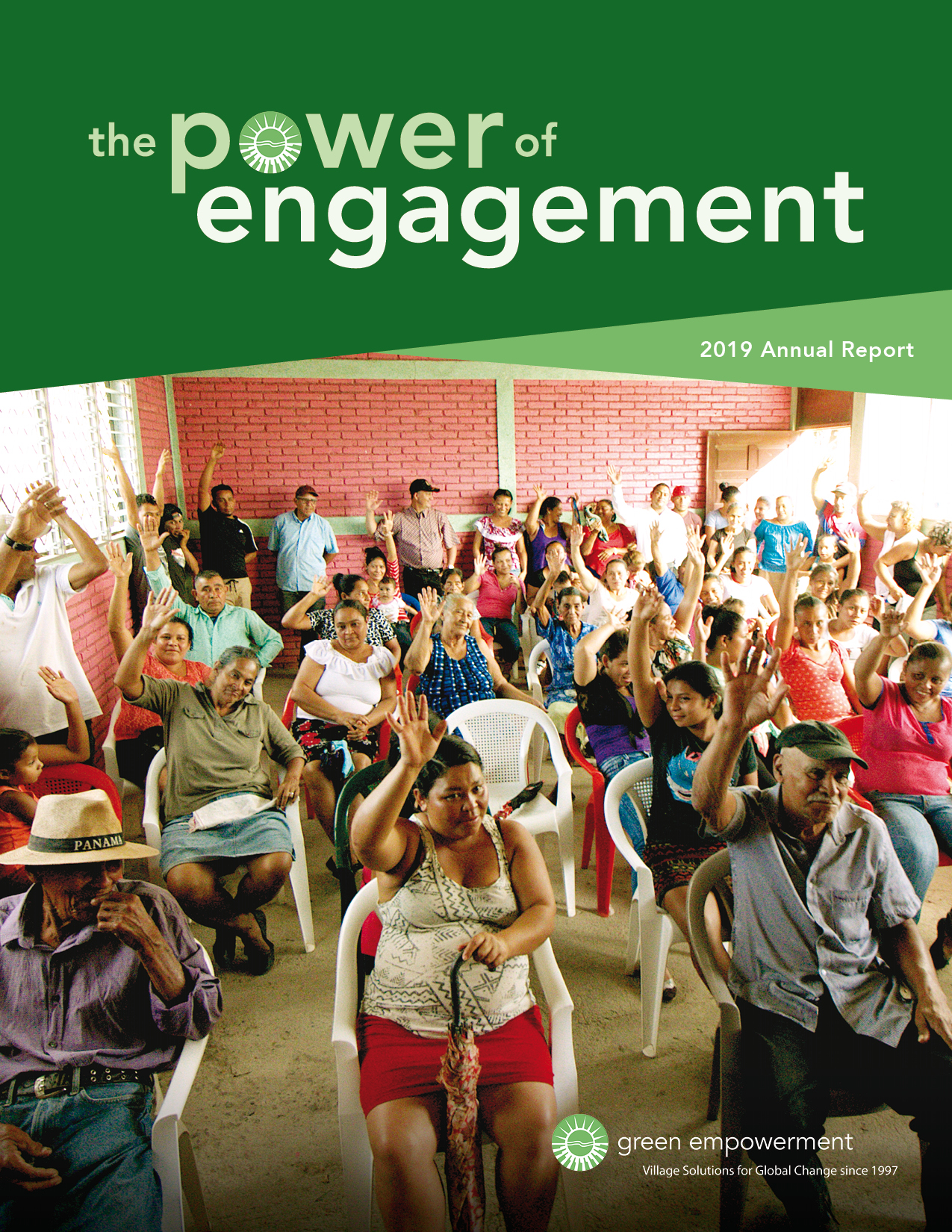 Green Empowerment Annual Report 2019