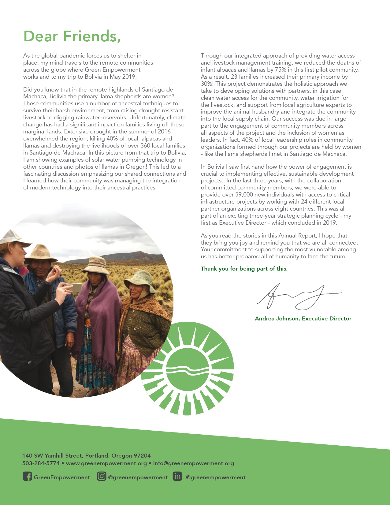 Green Empowerment Annual Report 2019_22