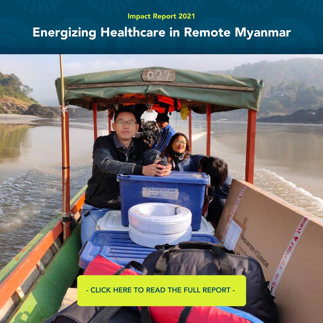 Energizing Healthcare in Remote Myanmar (2)